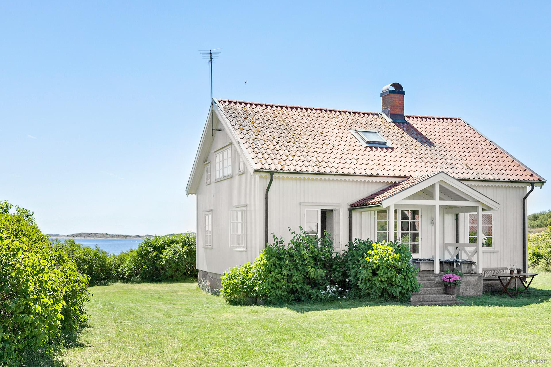 Villa med fantastiskt läge!
