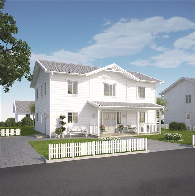 Här kan du t.ex. bygga A.hus modell Waxholm.