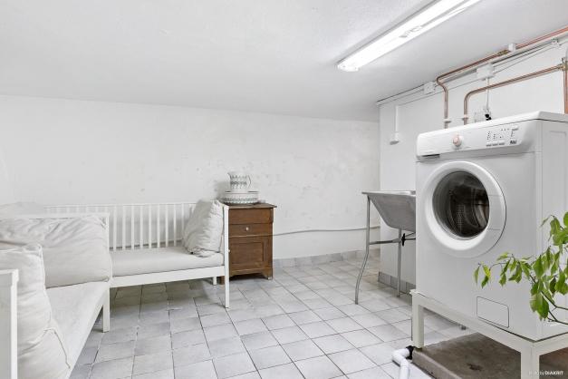 Källare/tvättstuga