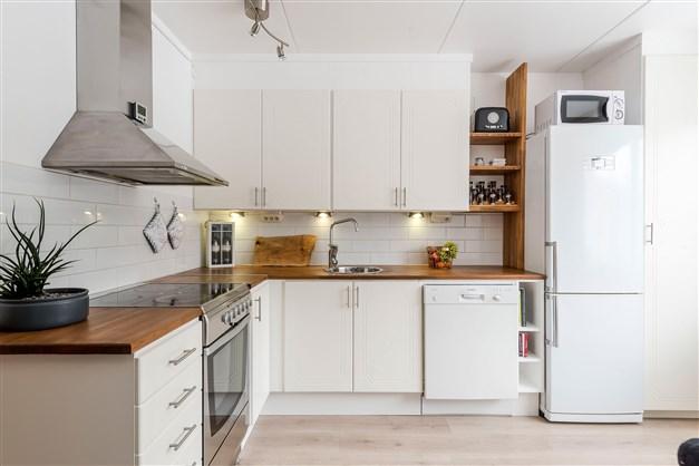 Stilrent renoverat kök från 2018