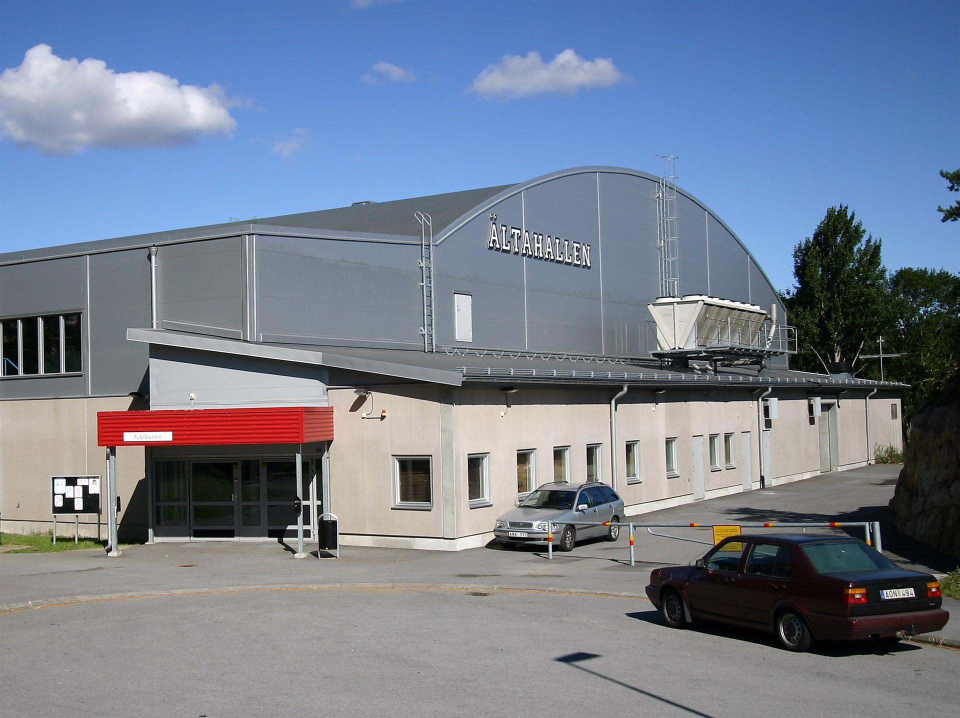 Älta Tennishall