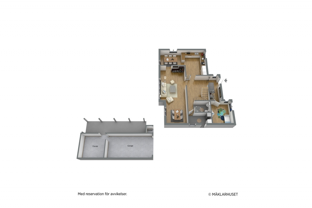 Entréplan 3D