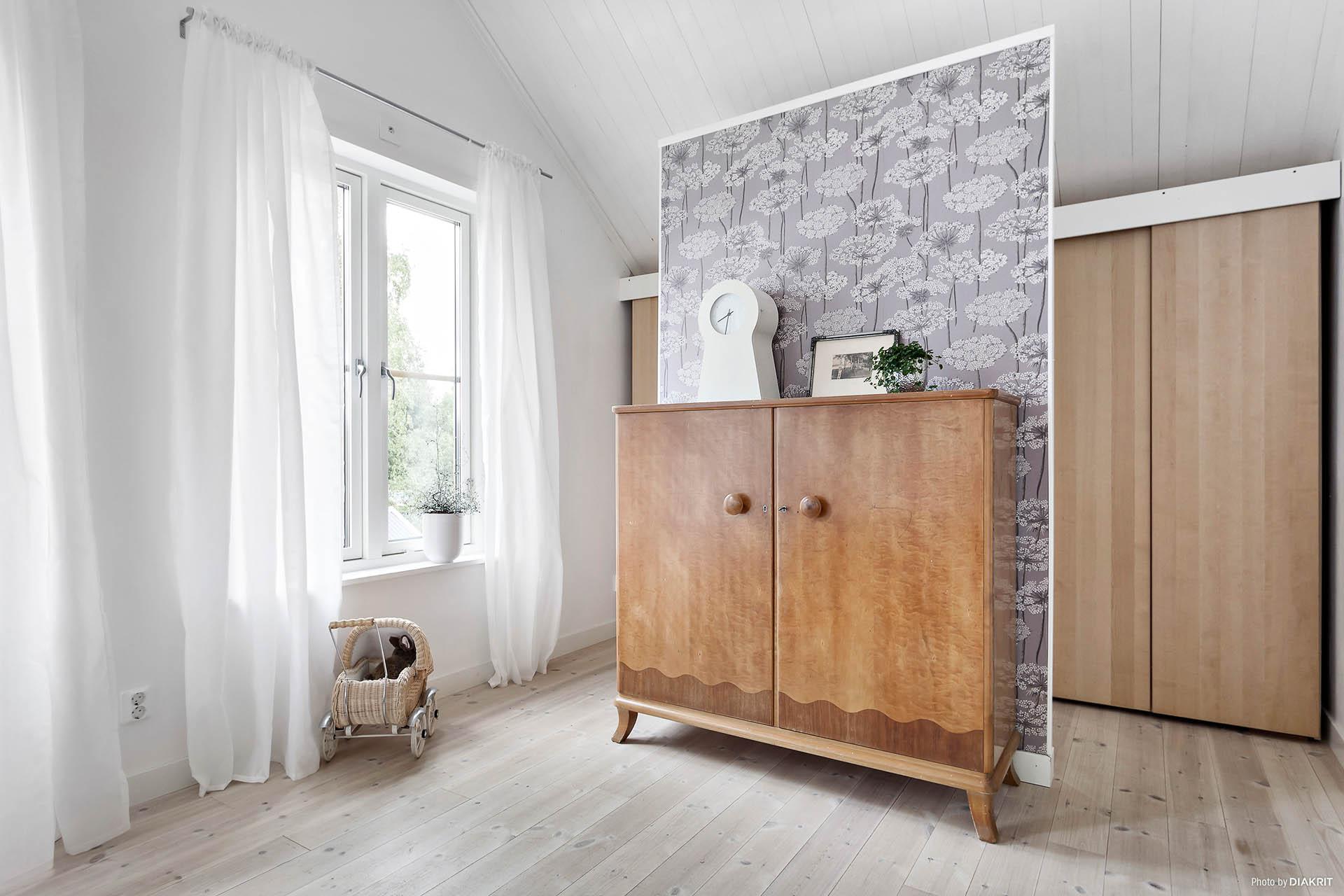 Sovrum 4 / Master bedroom