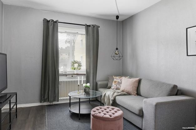 Allrum med soffa