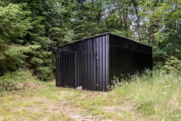 Garage (ca 4 x 10 meter)