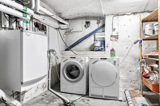 Fjärrvärme/ Tvättstuga