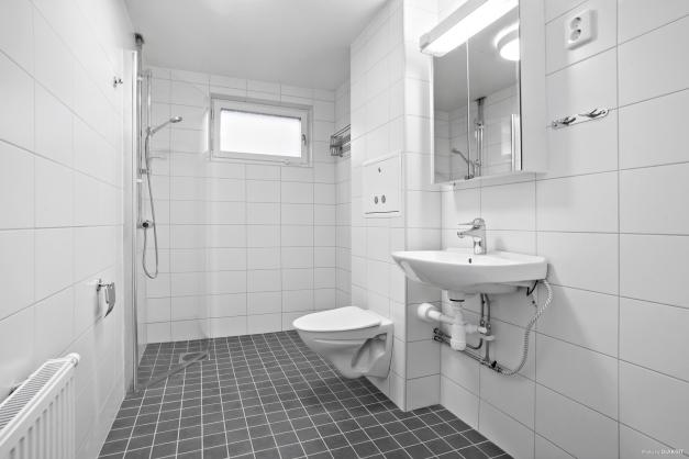 Stambytt och renoverat badrum 2017