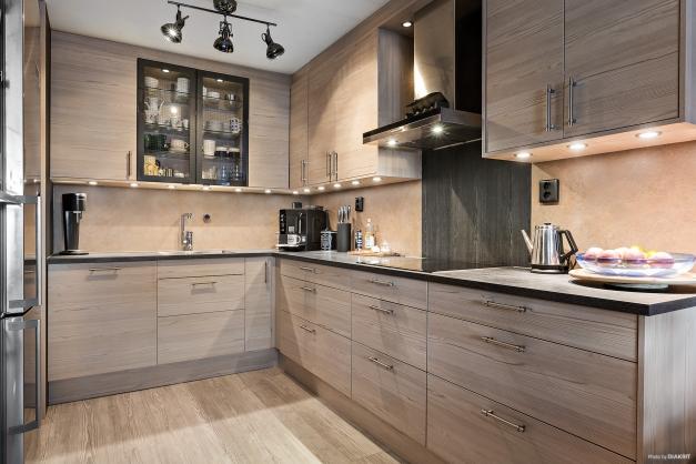 Kök från Marbodal renoverat 2018
