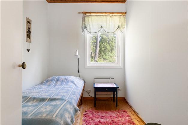 Det andra sovrummet