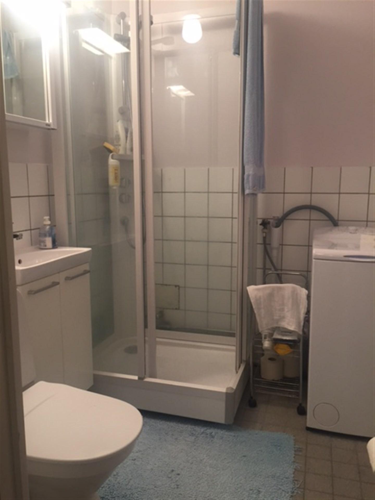 Dusch/wc