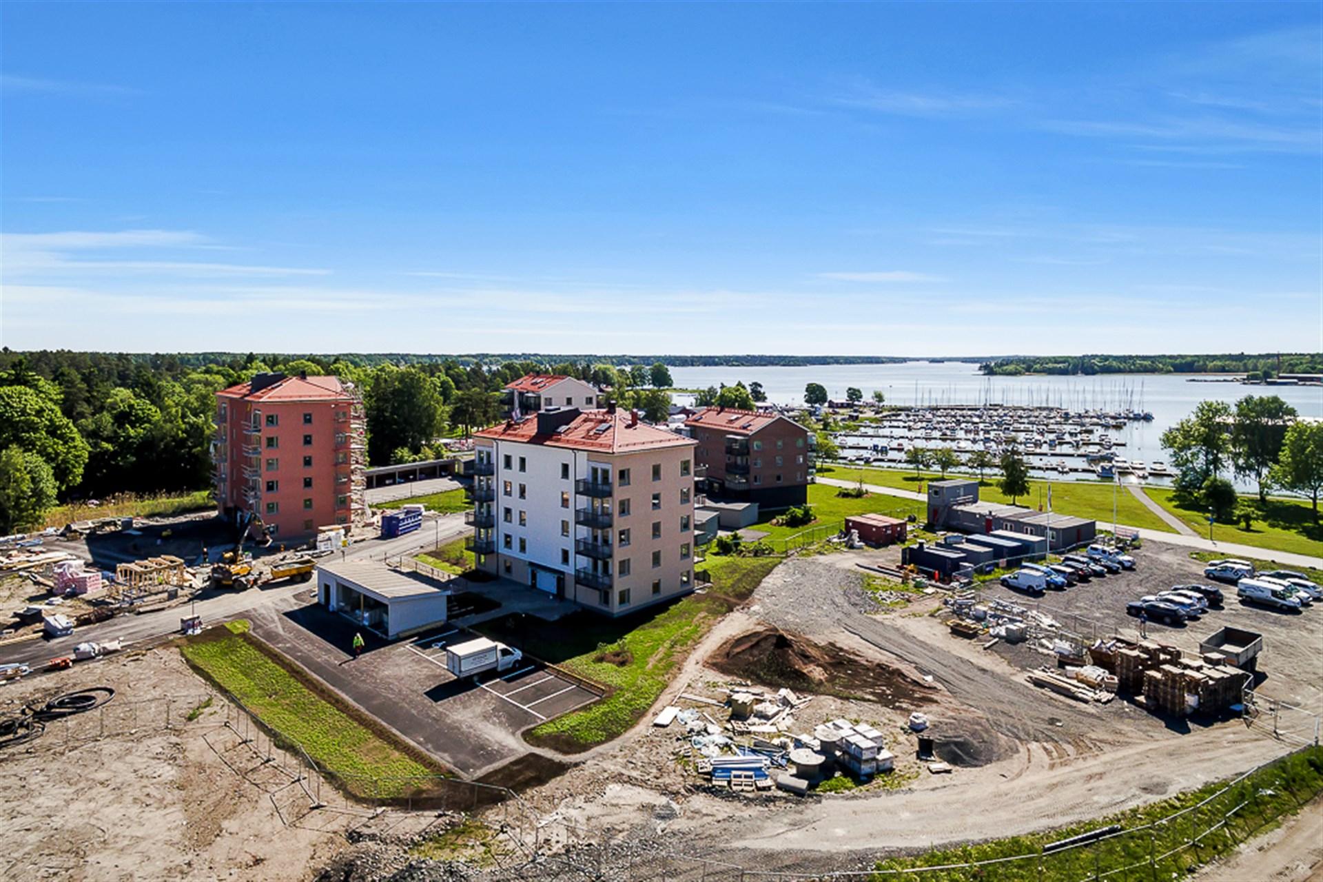 Östhammar kvarteret Klackskär