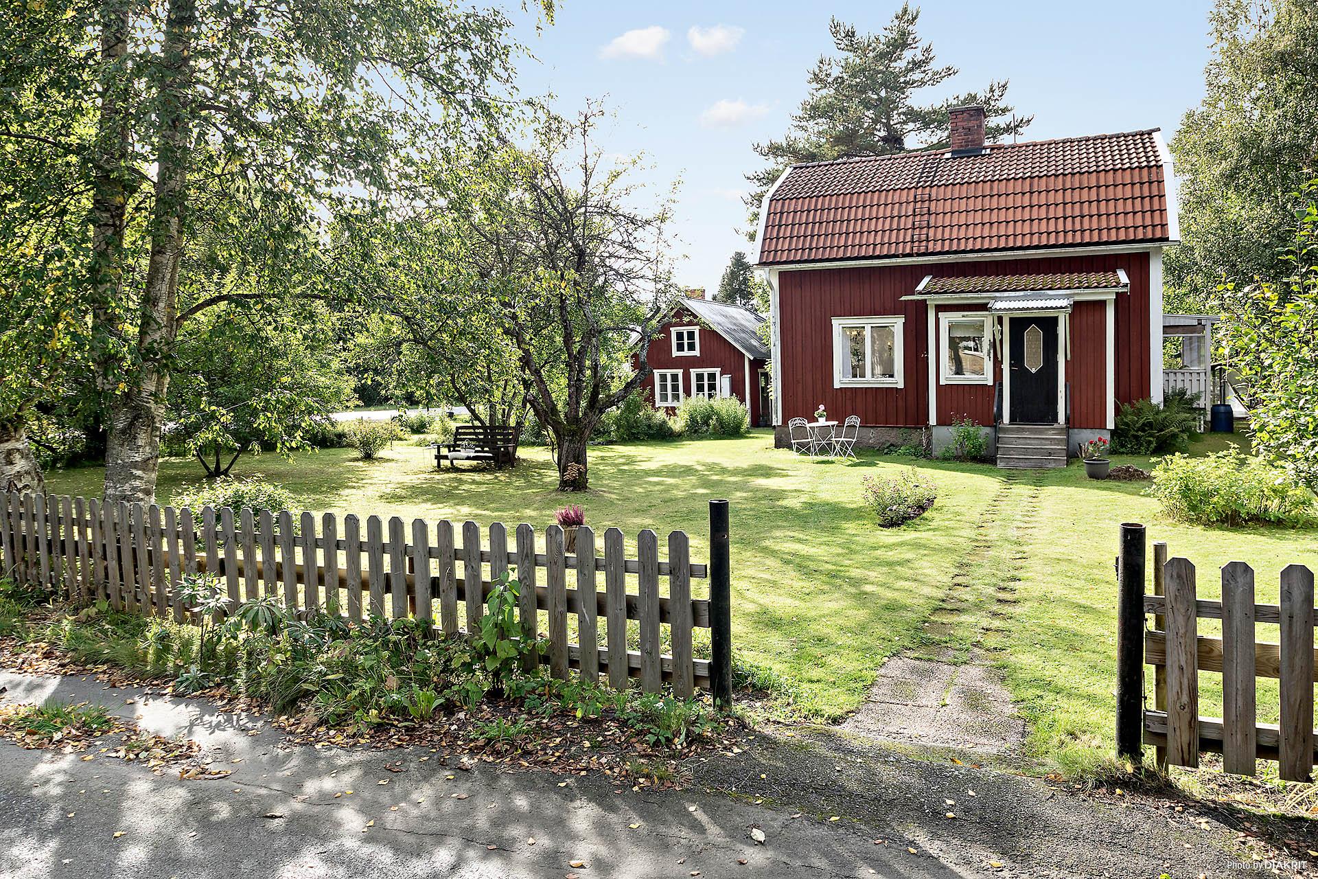 Varmt välkommen till Ekstigen i Solberga!
