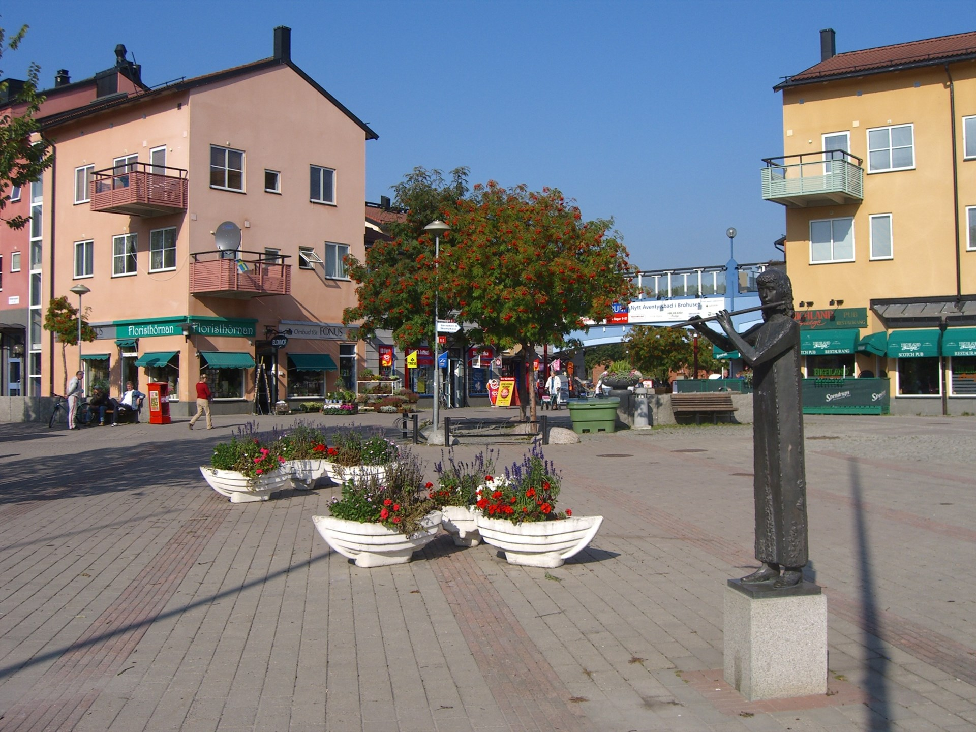 Bro centrum