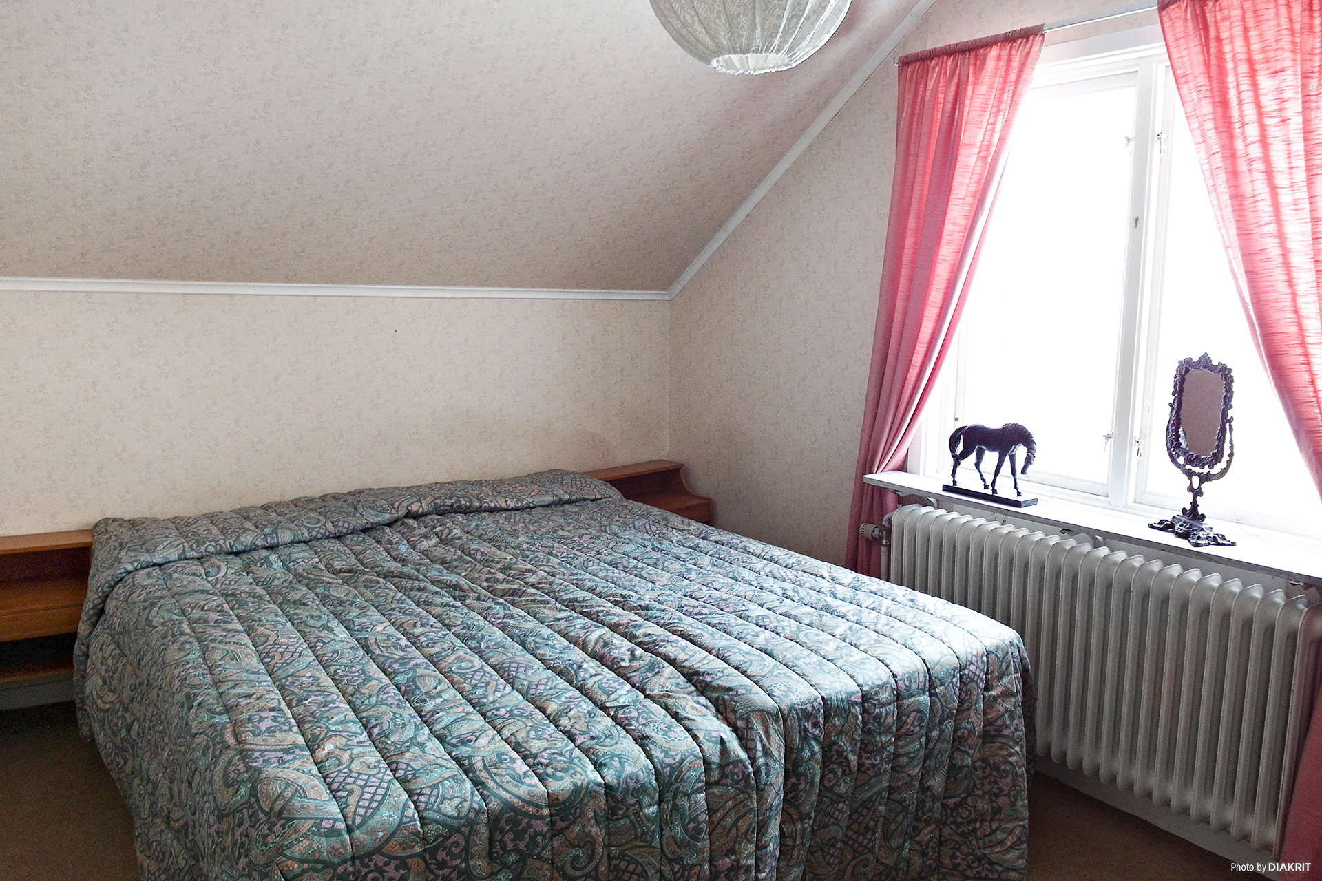 Sovrum 1 på övervåningen