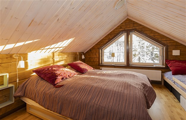 Sovrum loft