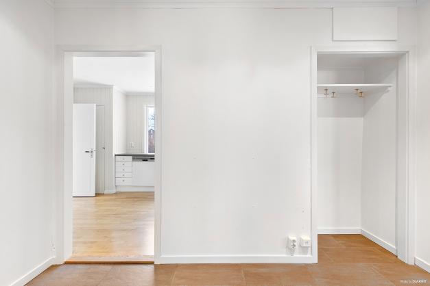 Hall/entré lägenhet nr 1