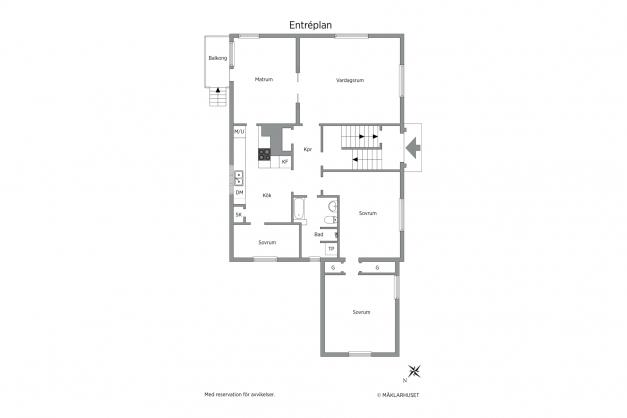 Lägenhet nr 1