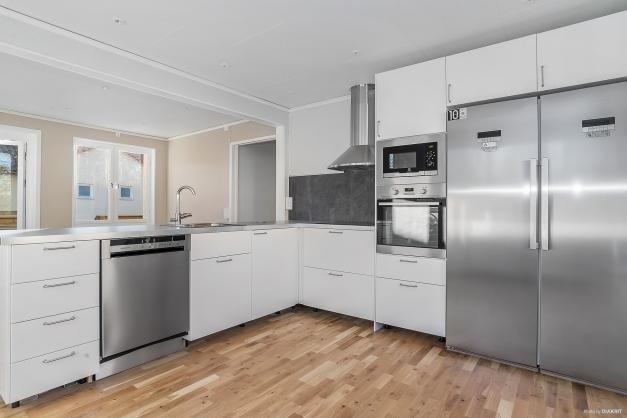 Lgh 6 - Kök och vardagsrum