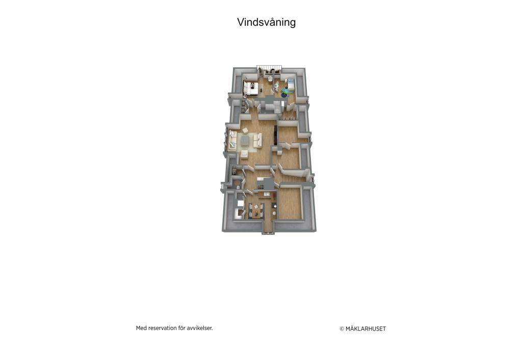 Våningsplan 3