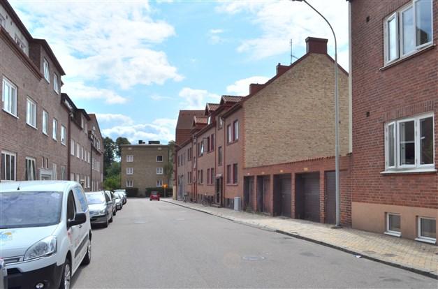 Tränggatan 7, 313 kvm tomt med byggrätt