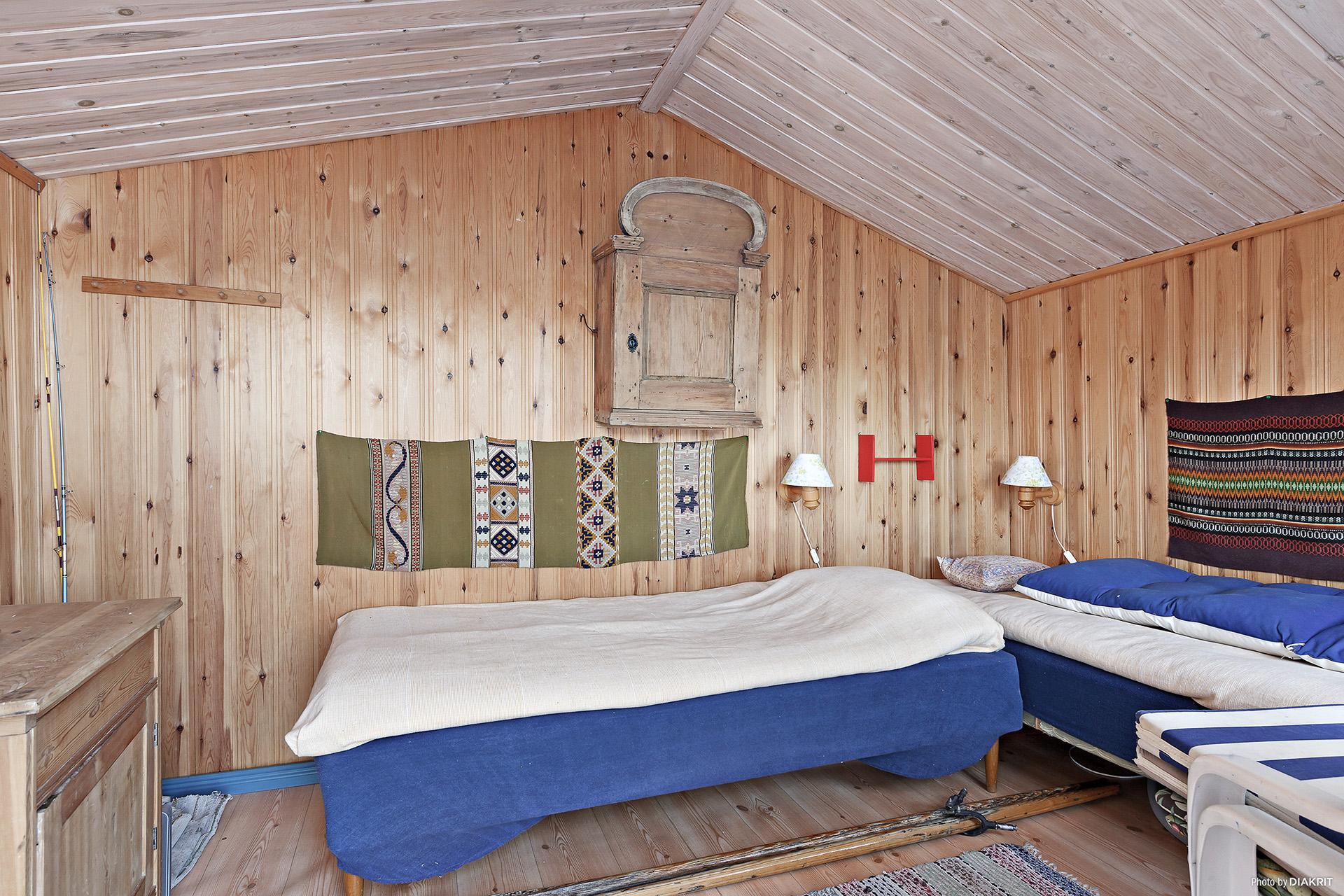 Sovrum gäststuga