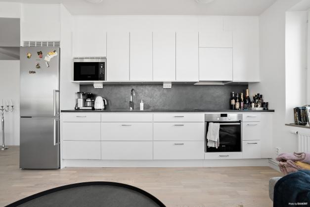 Modernt och stilrent kök