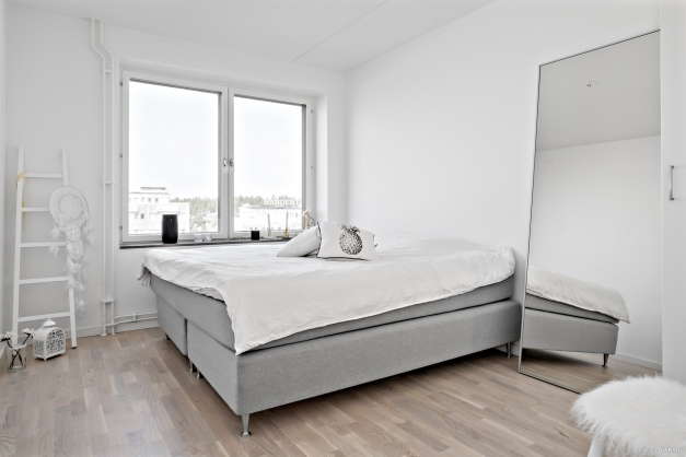 Sovrum 1 - stora sovrummet