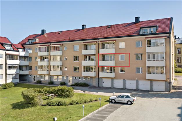 Välkommen till Brunnshusgatan 25 A, en trea på andra våningen