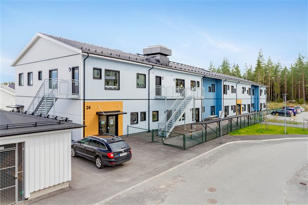 Molnets förskola i Fullerö Hage