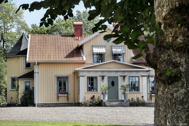 Välkomna till Vilhelmsro egendom!