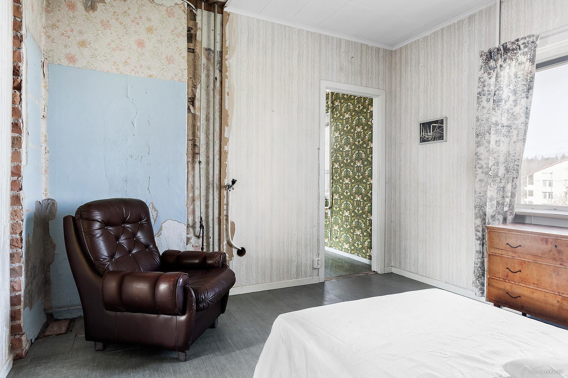 Samma sovrum, ny vinkel
