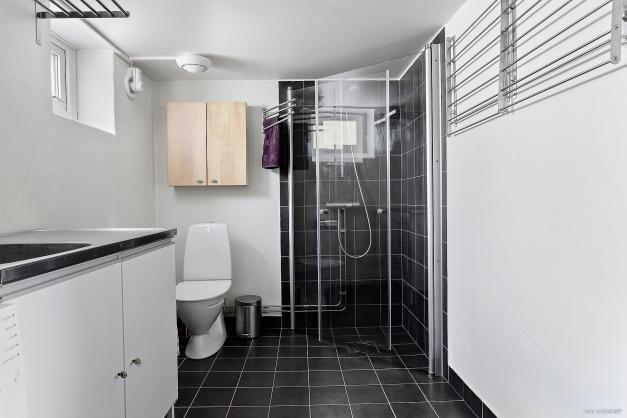 Badrum/tvättstuga källare
