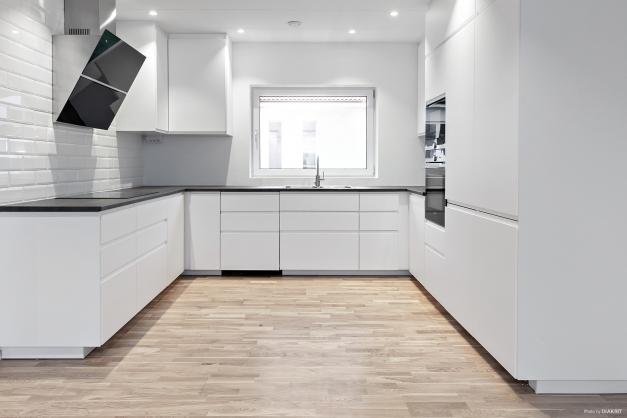 Stilrent IKEA kök