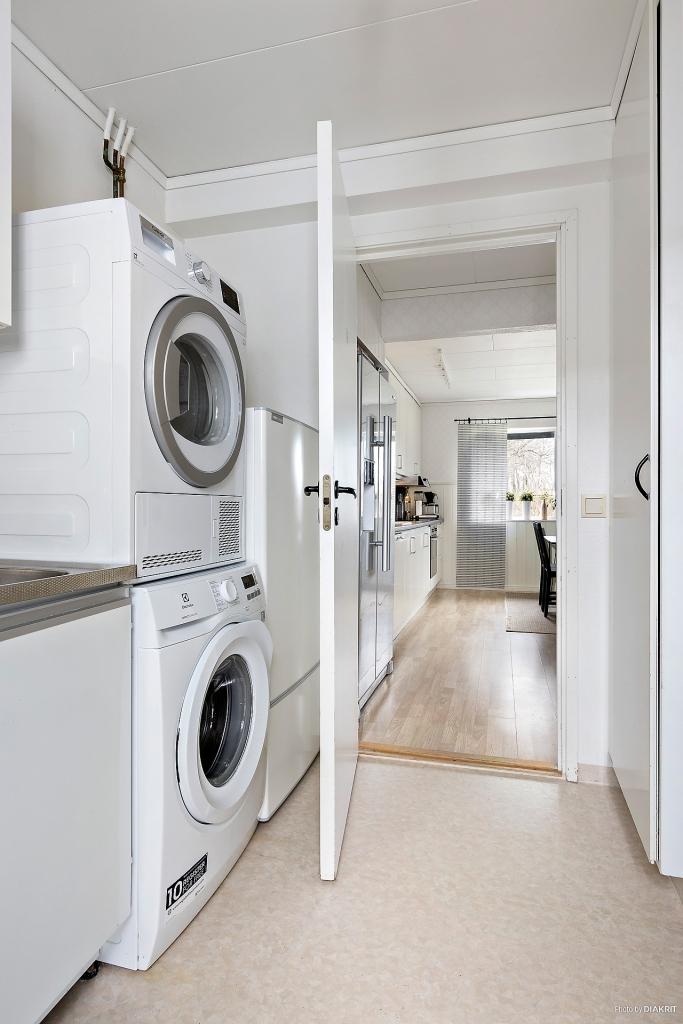 Tvättstuga / Groventré
