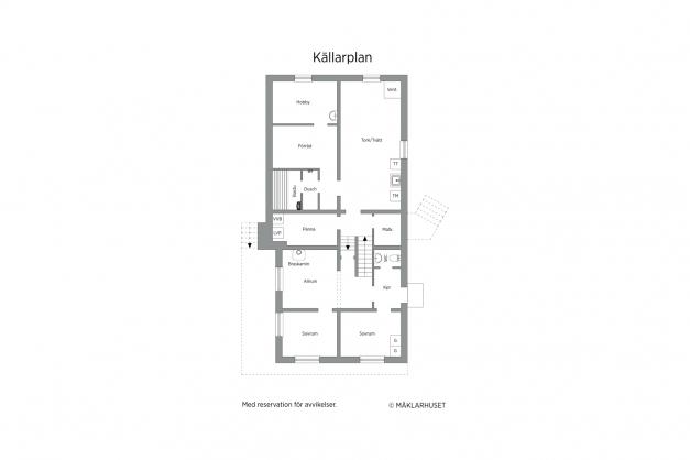 Bottenplan/källare