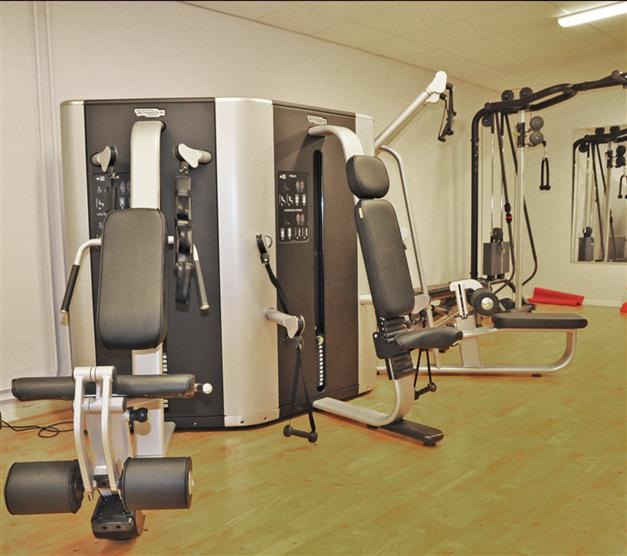 Föreningens bild, Gym