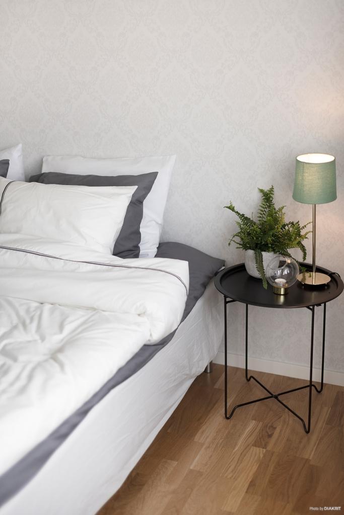 Sovrummet, mysigt och rogivande