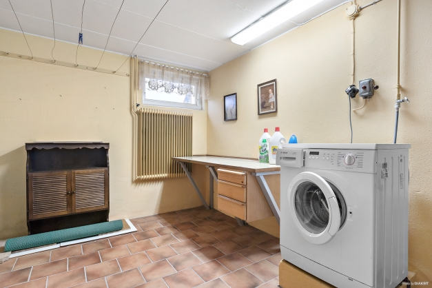 Tvättstuga/torkrum