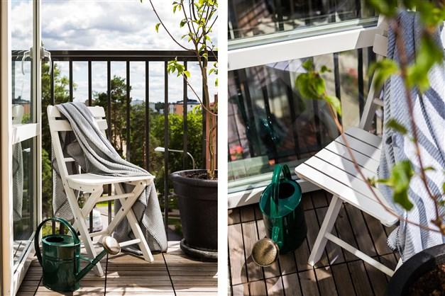 Njut av balkongliv!