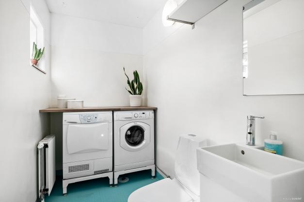 Tvättstuga/WC