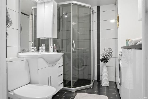 Helkaklat och renoverat badrum, intyg finns!