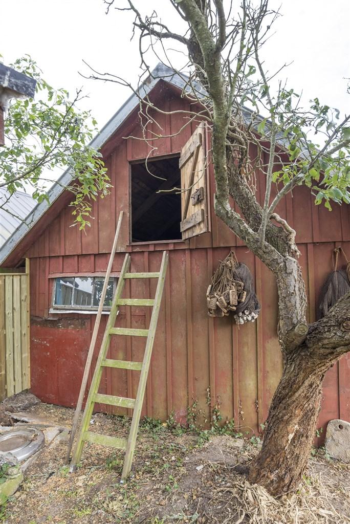 Möjlighet att inreda till sovloft eller lyfta taket i bottenvåningen