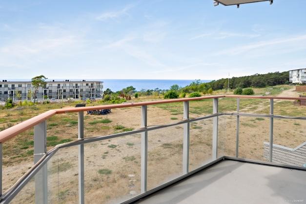 Lägenhet med vacker utsikt