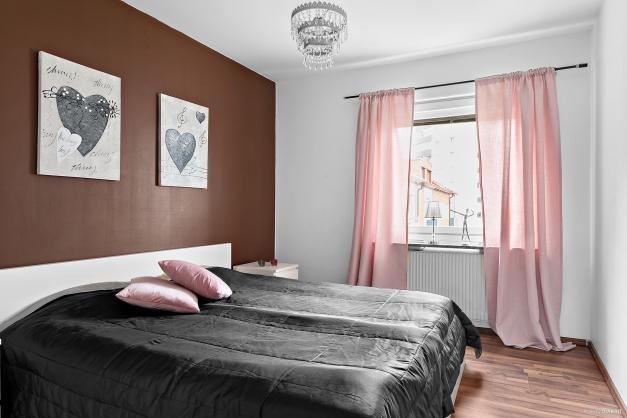 Trivsamt sovrum
