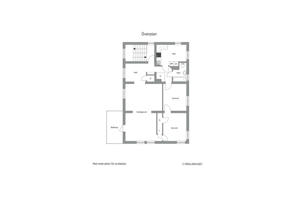 2:a våning