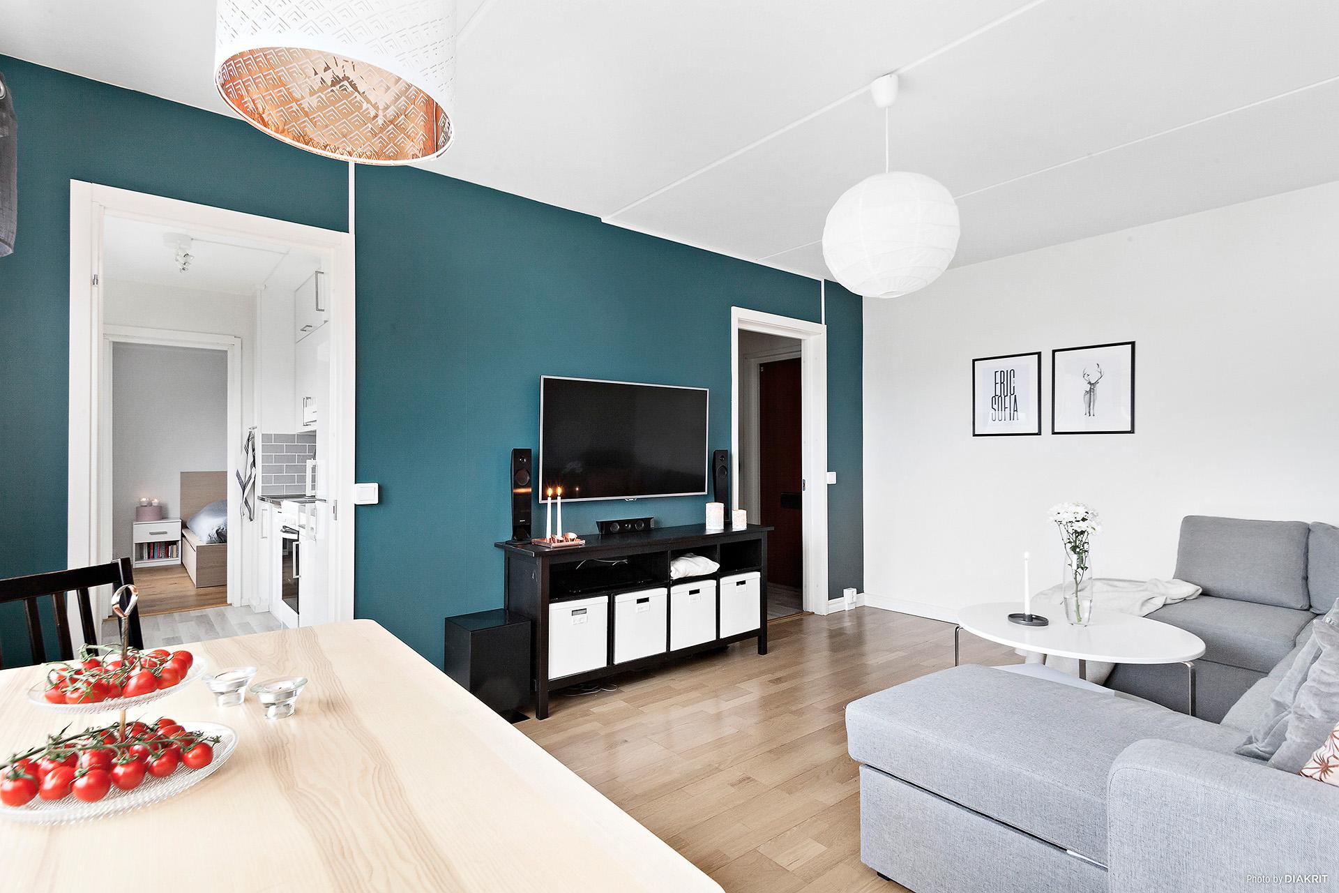Välplanerad lägenhet