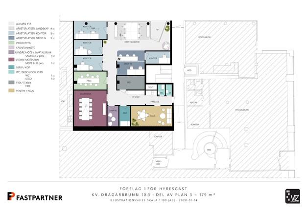 Butikslokal om ca 179 m²