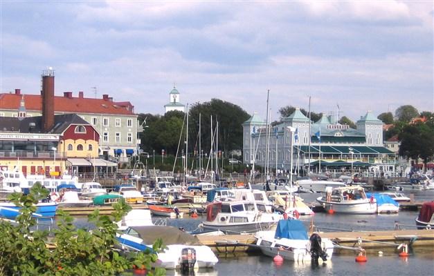 Strömstad - Södra hamnen