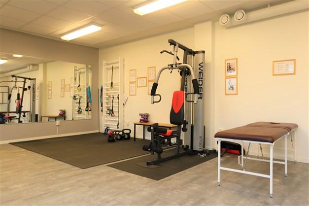 Gym inom föreningen