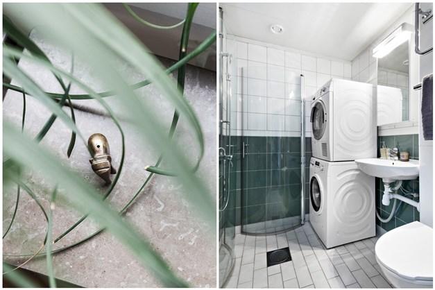 Fullutrustat och stambytt badrum